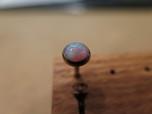 Gängad topp med opalit