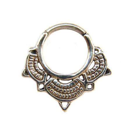 Lotus Septum Ring
