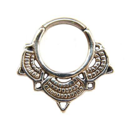 Lotus Septum Ring