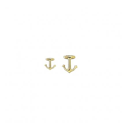"""Anchor""-topp i guld"