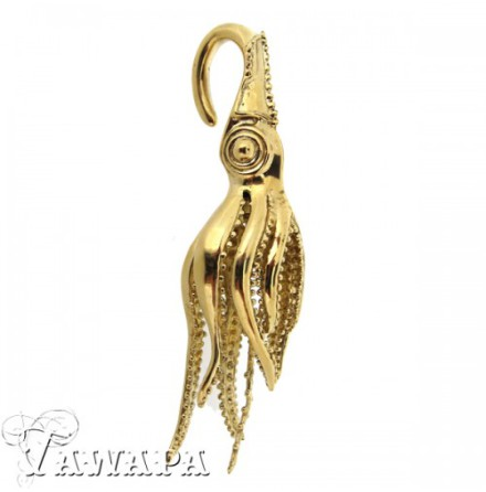 Squid Weight Brass 4mm