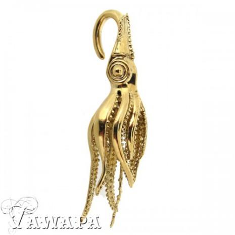 Squid Weight Brass 4mm