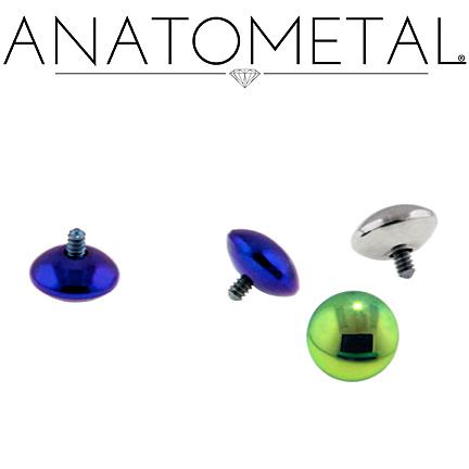 """""""Smarties""""-kula i titan (1,6 mm)"""