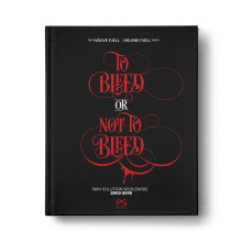 To Bleed or Not to Bleed is a book covering Pain Solutions work from 2003-2015