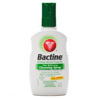Bactine Anesthetic & Antiseptic Spray – 5oz. Bottle