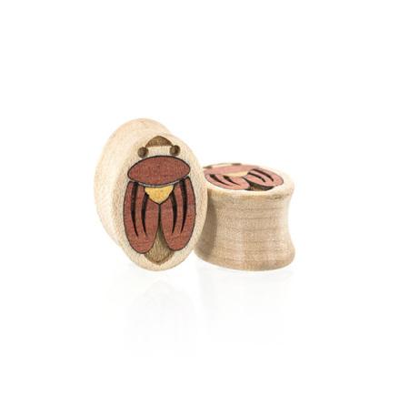 """""""Oval Beetle""""-pluggar"""