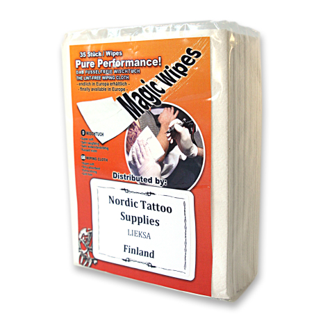 Cova Tattoo Wiping Cloth 35pcs