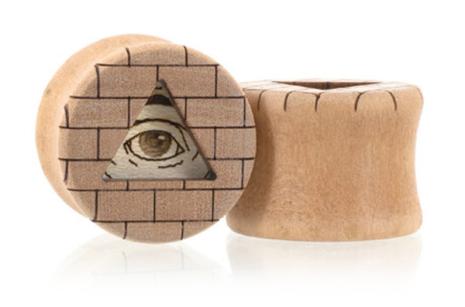 """""""All Seeing Eye""""-pluggar"""