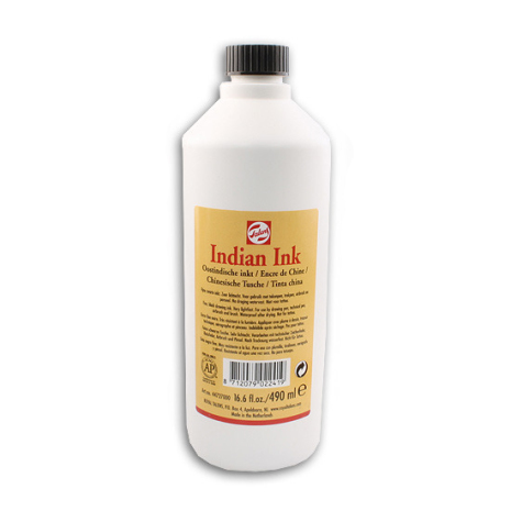 Talens Indian ink 490ml