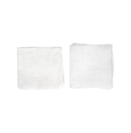 Kompress Nonwoven osteril 4-lagers 5x5 cm i pappersförpackning /100