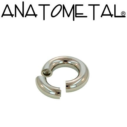 Segment ring i kirurgiskt stål, 3.2x7.9mm