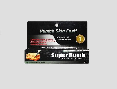 Supernumb