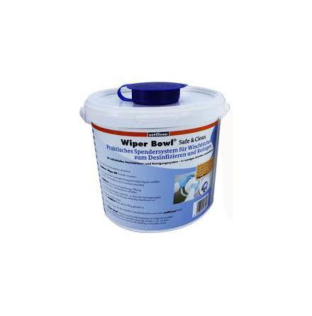 Wiper Bowl® Safe & Clean