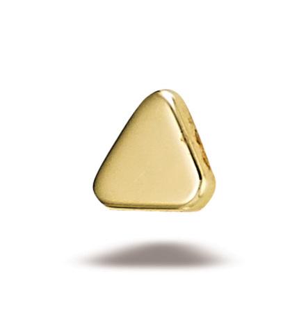 Triangle Flat disc 3.25mm x 2.5mm