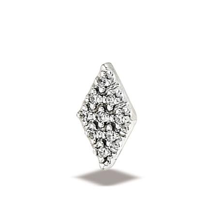 Diamond Illusion9 1 mm stones 9.5x6 mm