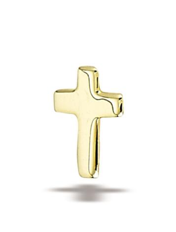Kors i 14k  7x5 mm