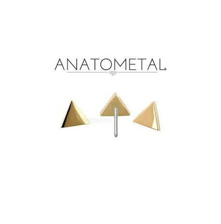 """Triangle"", 18k (push fit)"