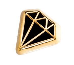 14k Diamond, Threadless