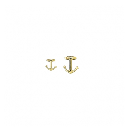 Anchor in 5mm that will fitt an 14g in Whitegold and a diamond VS