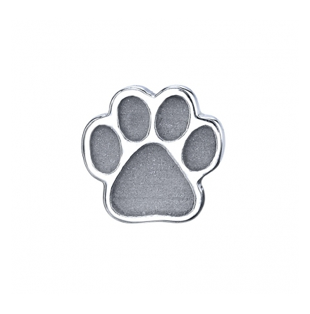 14k Paws in yellow gold, push-fit